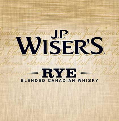 J.P. Wiser's Blended Rye & Spiced Whisky